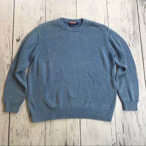Vineyard Vines Knitted sweater XL blue
